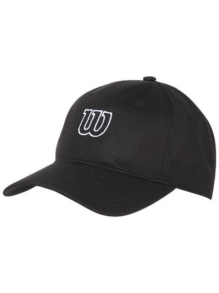 gorra wilson tour cap negra