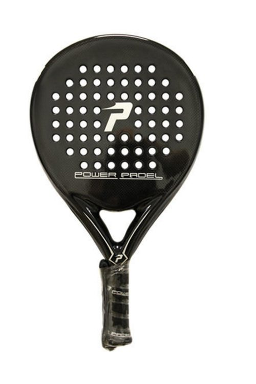 PALA POWER PADEL BLACK BRILLO 0516679